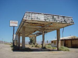 Gas Station Dies